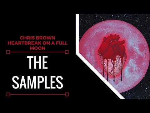 Samples From: Chris Brown - Heartbreak on a Full Moon   XSamples
