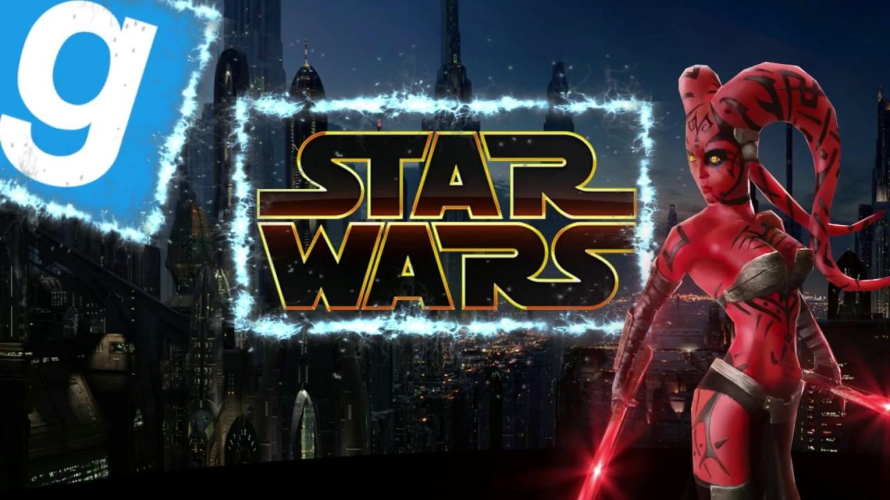 Gmod How 2 Star Wars RP Tutorial - YouTube