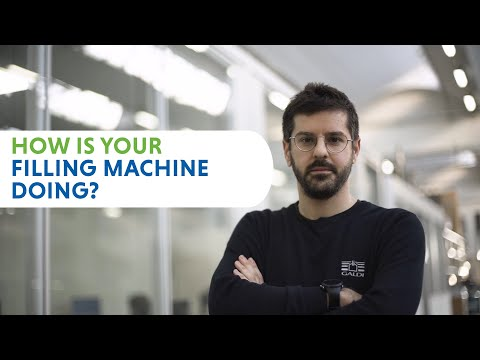 Filling Machines Performance Monitoring: Machine System Health (MaSH)