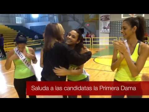 Lajas Cancha Bajo Techo Juan E. Lluch Miss Mundo PR. 2013