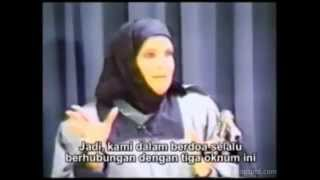 """Download Video Nancy Ali (Mary Givanni) Calon Biarawati: """"Tdk Ada Dlm Injil Pernyataan Langsung Bahwa Yesus Tuhan!"""" MP3 3GP MP4"""