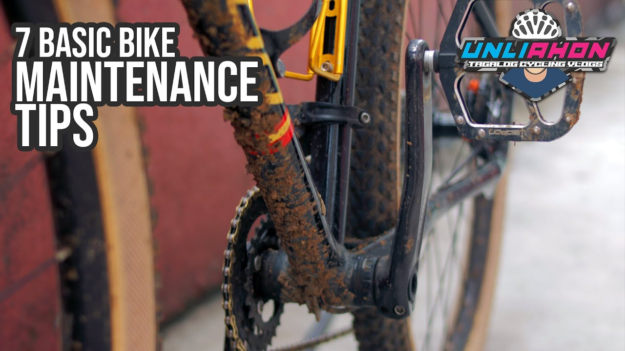 Basic Bike Maintenance Tips