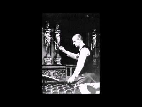 """Wilhelm Furtwägler """"Symphony No 4"""" Tchaikowski"""
