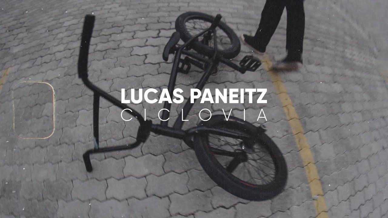 BMX   LUCAS PANEITZ - CICLOVIA
