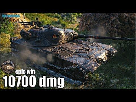 Редкий танк рандома К-91 ✅ World of Tanks лучший бой