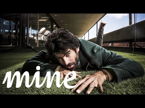 Rubén Cortada. Making Of Para Revista Mine