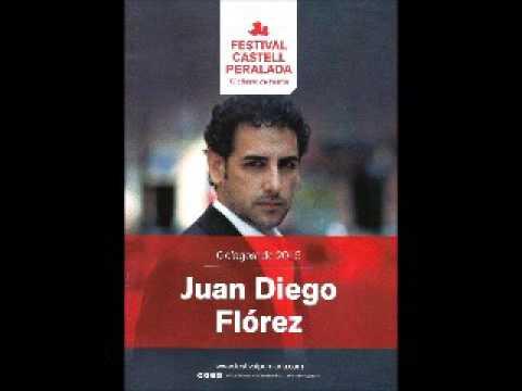 Concerto Juan Diego Florez - Festival di Peralada 06.08.2015 parte 1