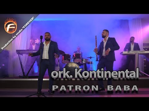 3 ork Kontinental - PATRON BABA
