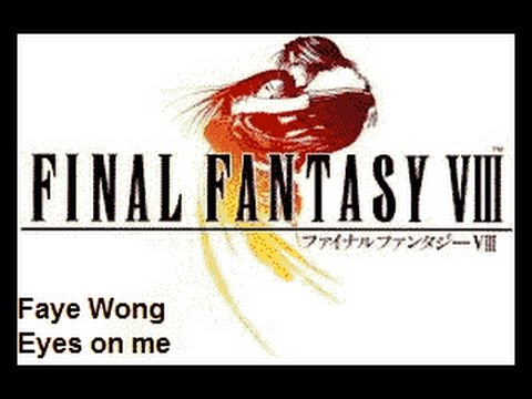 Faye Wong - Eyes on Me (Final Fantasy VIII) NERD KARAOKE