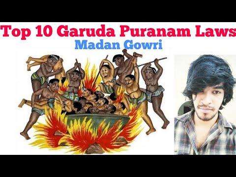 Top 10 Garuda Puranam Laws | Tamil | Madan Gowri | MG
