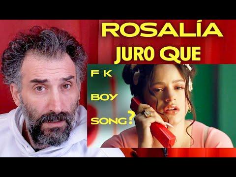 ROSALÍA - Juro Que (Official Video) REACTION REVIEW