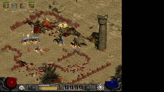 Finding Tal Rasha's Tomb! Diablo II Lord Of Destruction Full Play Ep 11