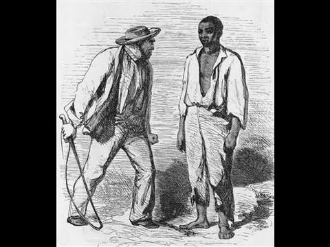 slavery and white slave master In order to garner sympathy - and funds - from rich white northerners,   propaganda: four child slaves of mixed-race heritage with pale skin were used   by her 'mistress' and 'master' after she 'was half an hour behind time in.