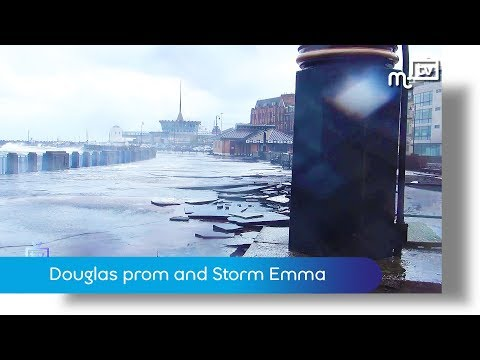 Douglas prom and storm Emma