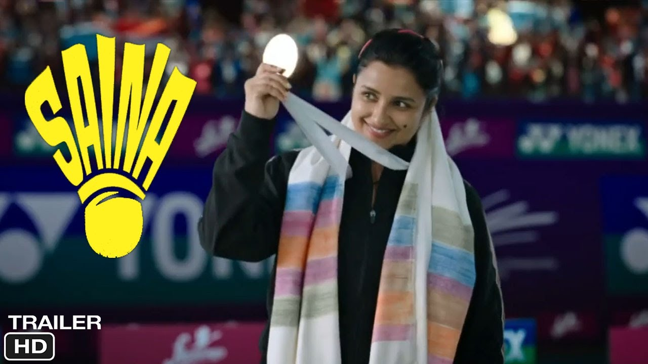 Saina Official Teaser Out | Parineeti Chopra In Saina Nehwal Biography