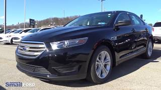 New 2018 Ford Taurus SE Sedan Ti-VCT V6 Engine at Smail Ford in Greensburg, PA