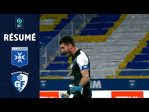 Auxerre Grenoble Goals And Highlights