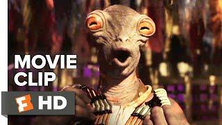 Valerian and the City of a Thousand Planets Movie Clip - Boulan Bathor Couturier (2017)