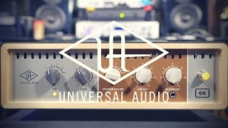 The Best Speaker Modelling Load Box? | Universal Audio | OX Amp Top Box