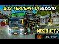 - TEMBUS 500km/h? TES KECEPATAN BUS RACING•BUS TERCEPAT DI BUSSID