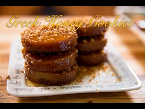Melomakarouna/ Greek Phoenician Cookies a.k.a Greek Honey ...