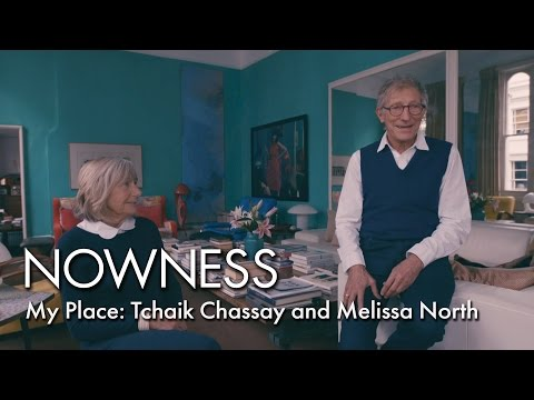 My Place: Tchaik Chassay and Melissa North's Hockney Home