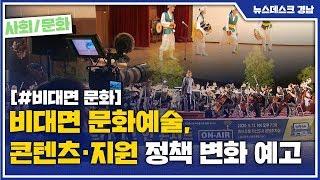 비대면 문화예술, 콘텐츠·지원 정책 변화 예고 [MBC…
