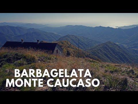 Da Barbagelata Al Monte Caucaso