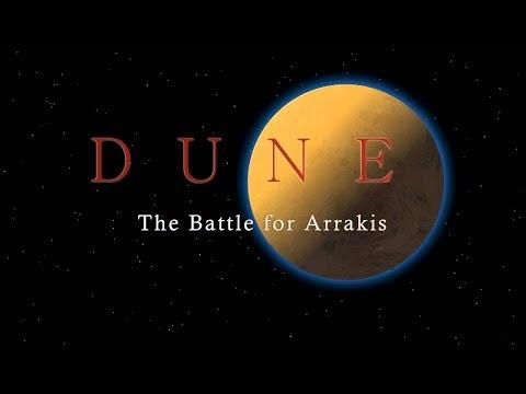 СТРИМ Игр для SEGA ( Dune: The Battle For Arrakis )
