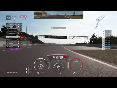 sidmehdiratta's Live Gran Turismo Sport FIA Race