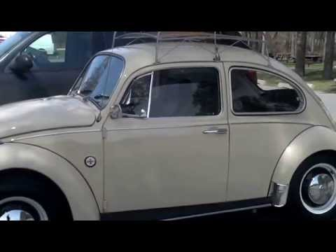 1968 Volkswagen Beetle 4-spd Review