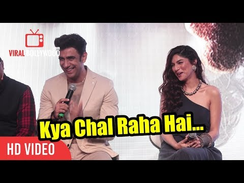 Kya Chal raha Bhai | Amit Sadh Funny Troll To Reporter | Breathe Trailer Launch