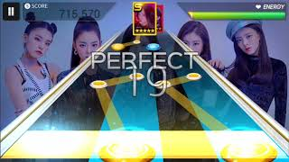 [SuperStar JYP] DALLA DALLA - ITZY (HARD)