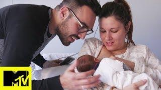 16 Anni E Incinta 6: Angelica partorisce prematuramente il piccolo Pasquale