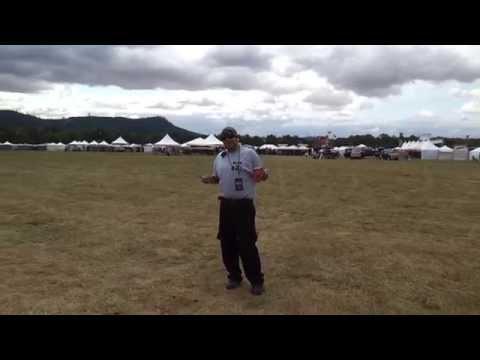 Bi Mart Country Music Festival grounds.