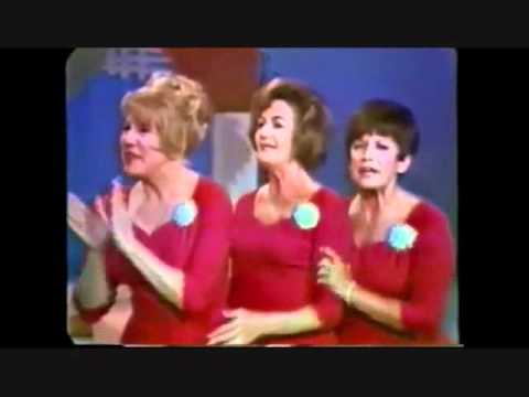Dean Martin & The Andrews Sisters - Medley of Hit Songs