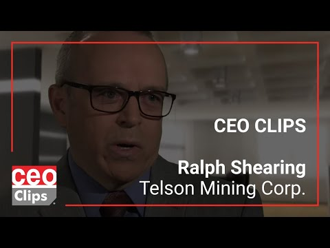 CEO Clips: Ralph Shearing | Telson Mining Corp. | Advancing 2 Precious Metal Projects In Mexico