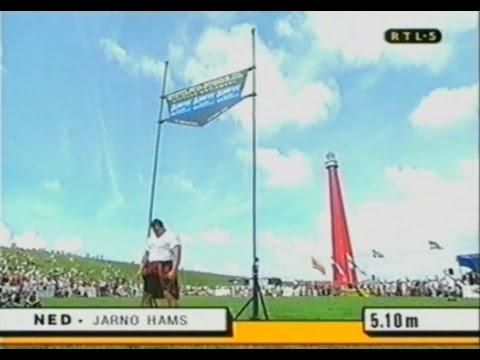 Den Helder EK Highlandgames 2002.