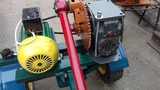 Механический дровокол (колун)