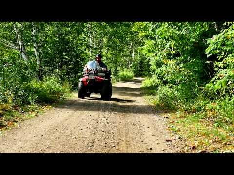 Renfrew County ATV Trail