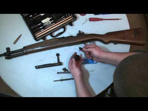 Just Fieldstrip - #041 - La Coruna FR-8 Spanish Mauser rifle