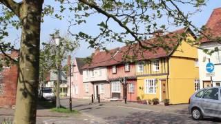 Saffron Walden Town Tour