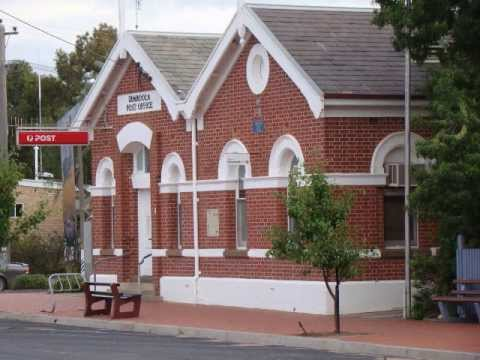 Australian Post Offices - Pictorial