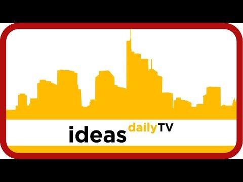 Ideas Daily TV: DAX - Gewinne weg wegen EZB / Marktidee: EUR/USD