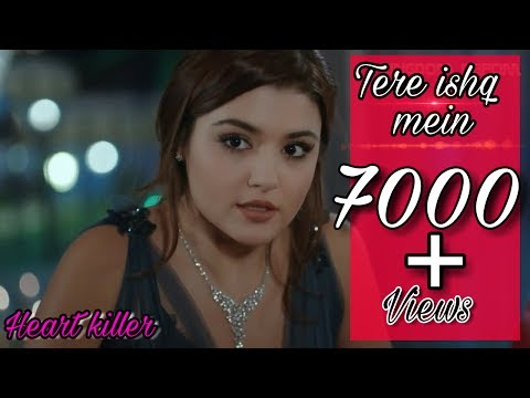 Tere ishq mein ft hayat and murat || heart touching song || honey singh and arijit singh