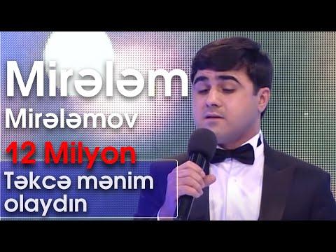 Mirələm Mirələmov - Təkcə mənim olaydın (Nanəli) - ATV Music
