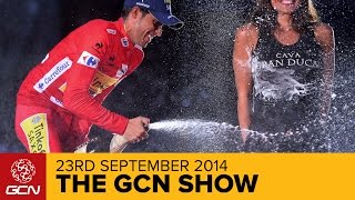 World Road Championships, Jens Breaks The Hour Record + Strava Club Is Back - The GCN Show Ep. 90