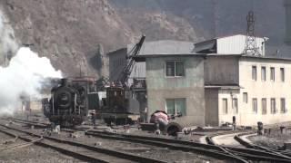 Steam of Beitai Steel Works China(Mar.2012) 16  中国・北台鋼鉄の蒸気機関車(2012年3月)16
