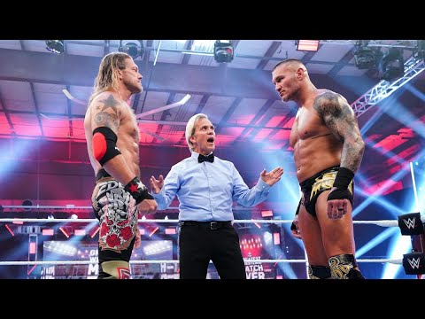 Behind The Scenes Of The Greatest Wrestling Match Ever Wwe The Day Of Preview Youtube