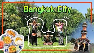 친구들과 3박4일 방콕 여행✈(feat. 오렌지캬라멜)